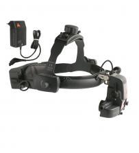 HEINE OMEGA 500 UNPLUGGED Kit mit Kopfbandakku mPack (LED oder XHL)