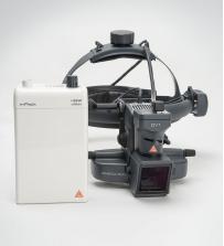 HEINE OMEGA 500 mit DV 1 Digitaler Videokamera (LED oder XHL)