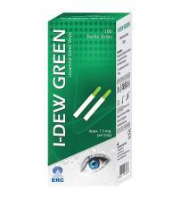 I‐Dew GREEN (Lissamine Teststreifen)